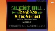 Vitas Varnas Silent Hill Play Novel