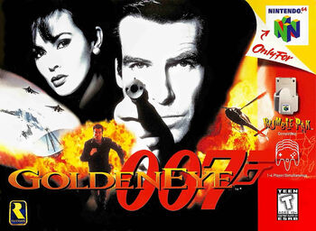 Goldeneye007Cover