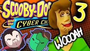 Scooby-Doo and the Cyber Chase Part 3 - Shaggy Time