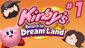Kirby's Return to Dream Land 1