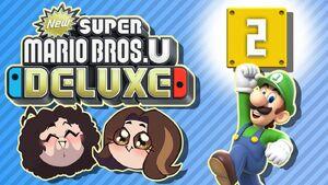 New Super Mario Bros U Deluxe Part 2