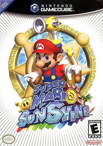 Super Mario Sunshine BA