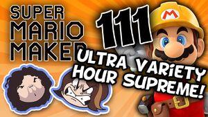 Super Mario Maker 111