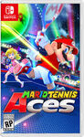Mario Tennis Aces Box Art