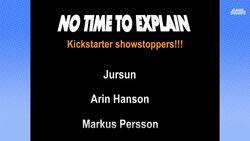 No Time To Explain - Arin Hanson