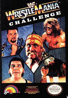 WrestleManiaChallenge