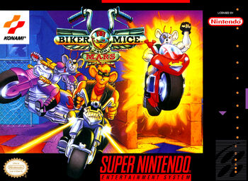 BikerMiceFromMars1994Cover