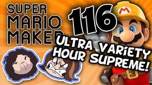 Super Mario Maker Part 116