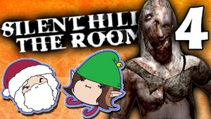 Silent Hill 4 The Room Part 4 - Descent Into Darkness
