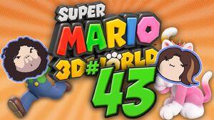 Super Mario 3D World Part 43 - Born Winners