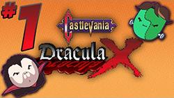 Castlevania Dracula X 1