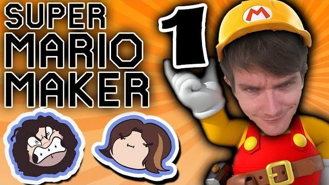 Squishy Super Mario Maker 1 : So Sadistic Game Grumps Wiki FANDOM powered by Wikia