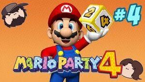 Mario Party 4 4