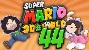 Super Mario 3D World Part 44 - Coin Master