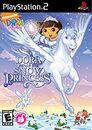 Dora Saves the Snow Princess PS2 Cover