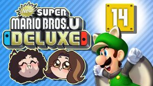 New Super Mario Bros U Deluxe Part 14