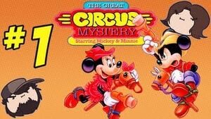 The Great Circus Mystery Starring Mickey & Minnie 1