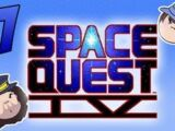 A Quest in Space