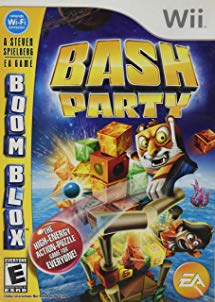 Boom Blox; Bash Party US Cover