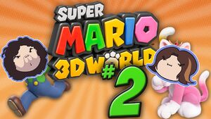 Super Mario 3D World Part 2 - Money Fountain!