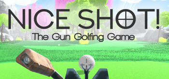 Nice Shot; The Gun Golfing Game
