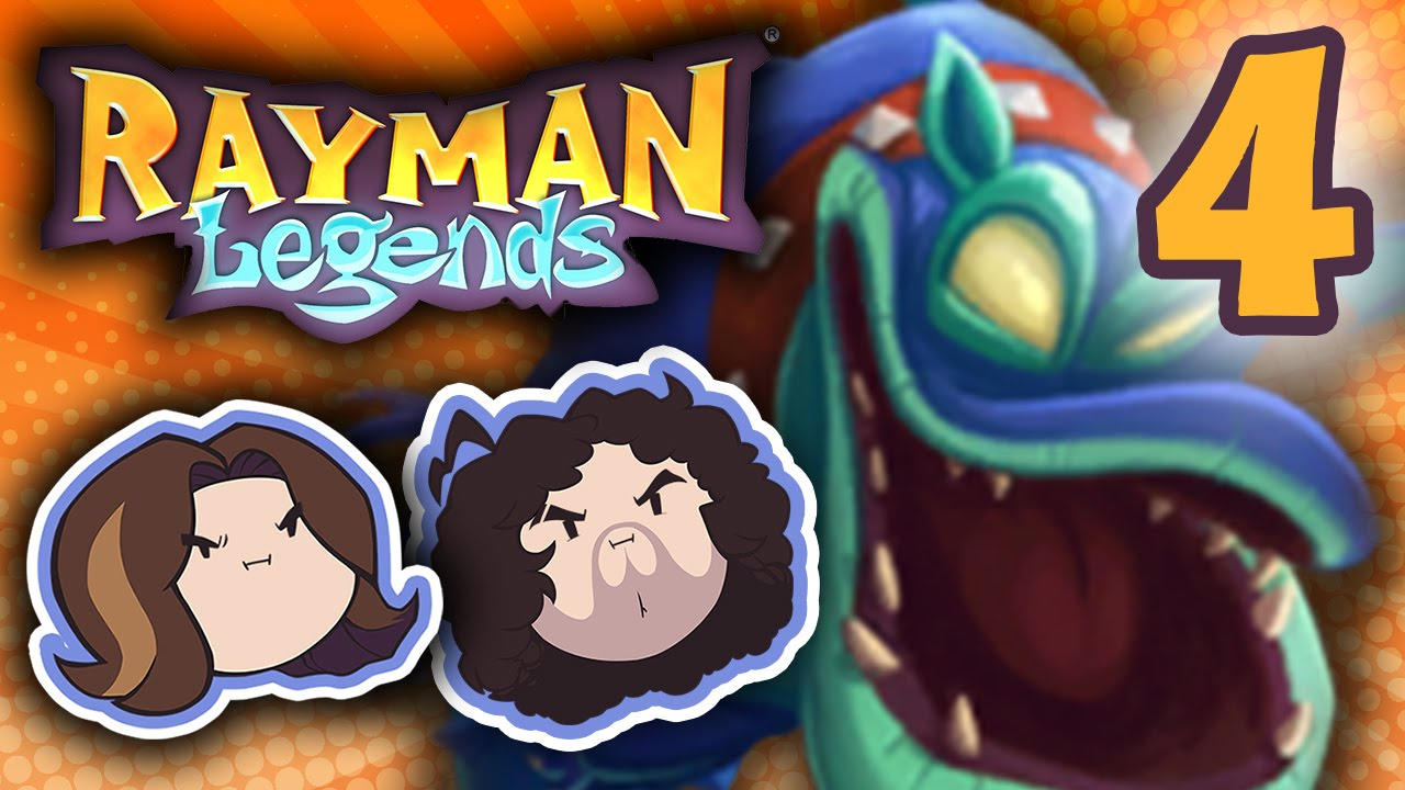 Rayman Legends Bosses