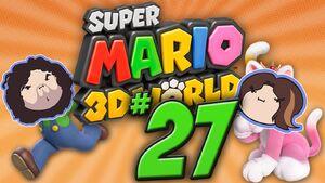 Super Mario 3D World Part 27 - Watch Yourself!