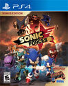 Sonic Forces PS4 Box