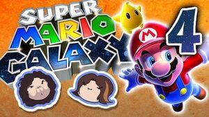 Super Mario Galaxy Part 4