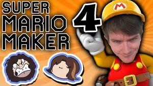 Super Mario Maker Part 4