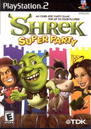 Shrek Super Party PS2 Cover