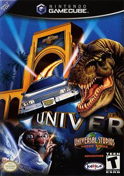 Universal Studios Theme Parks Adventure BA