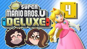 New Super Mario Bros U Deluxe Part 4