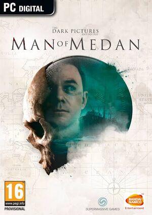 The Dark Pictures Anthology Man of Medan PC pegi