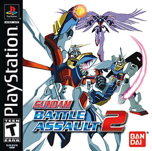 Gundam: Battle Assault 2   Game Grumps Wiki   FANDOM powered by Wikia