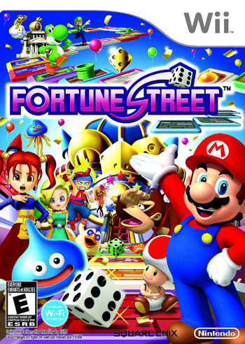 FortuneStreetCover