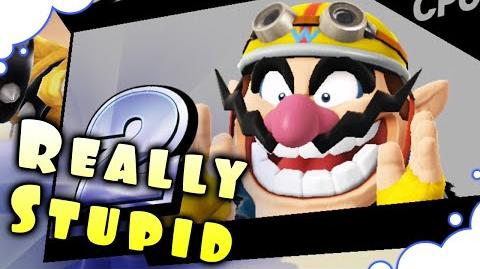 Smash Bros Claps WITH REALISTIC AUDIO - GrumpOut