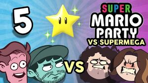 Super Mario Party VS Super Mega Part 5