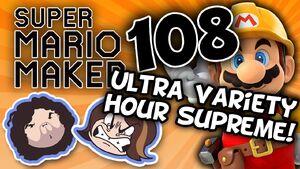 Super Mario Maker 108