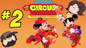 The Great Circus Mystery Starring Mickey & Minnie 2