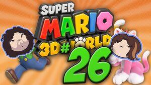 Super Mario 3D World Part 26 - Mexican Standoff