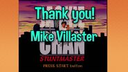 Mike Villaster Jackie Chan Stuntmaster