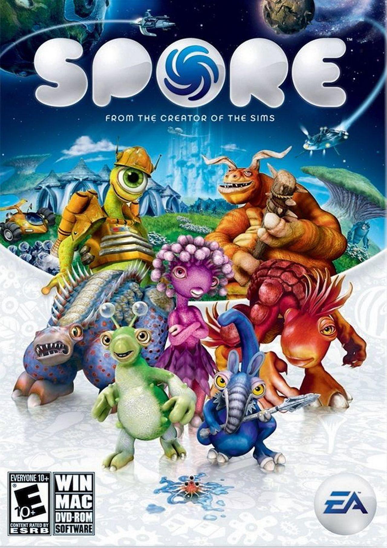 Spore Game Grumps Wiki