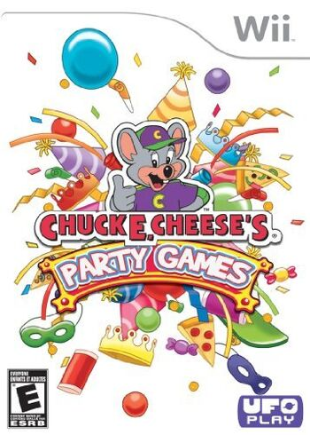 Chuck E. Cheese's Party Games BA