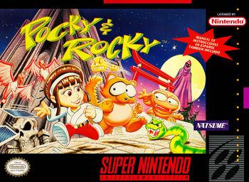 Pocky&RockyCover