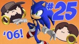 Sonic '06 25