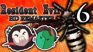Resident Evil HD Part 6
