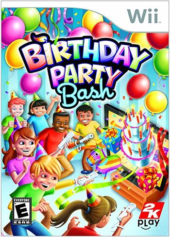 Birthday Party Bash (boxart)