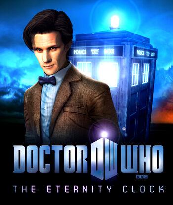 DoctorWhoTheEternityClockCover