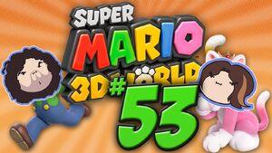 Super Mario 3D World Part 53 - Sprung